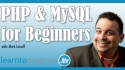 PHP and MySQL for