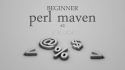 Beginner Perl