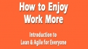 How to Enjoy Work