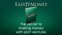 Easy JV Money - How To Make