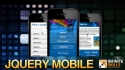 Learning JQuery Mobile The