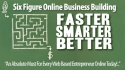 Faster Smarter