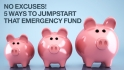 No Excuses: 5 Ways to