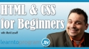 HTML and CSS for