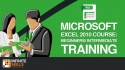Microsoft Excel 2010 Course