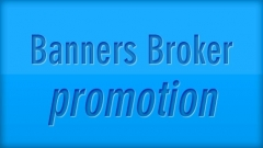 Banners Broker Promotion