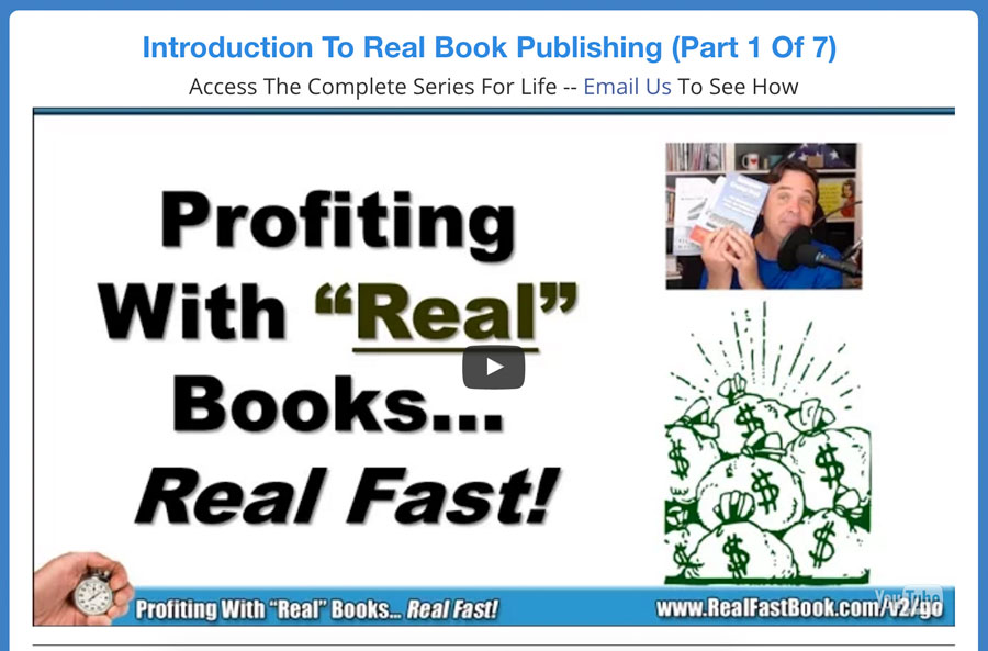 How To Make A Book Quickly ~ Real fast podcast into best selling kindle books easily
