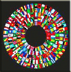 Flags of the World-Global Markets