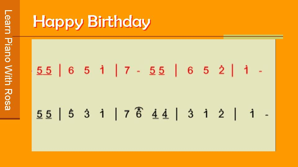 Piano happy birthday piano sheet music : Play By Ear #2: Learn to Play By Ear Easily in 12 Keys Fast | Udemy