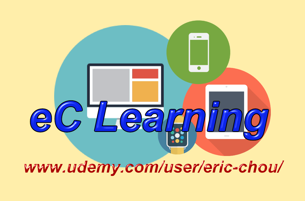 eC Learning by Eric Chou