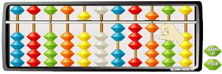 Use digital abacus